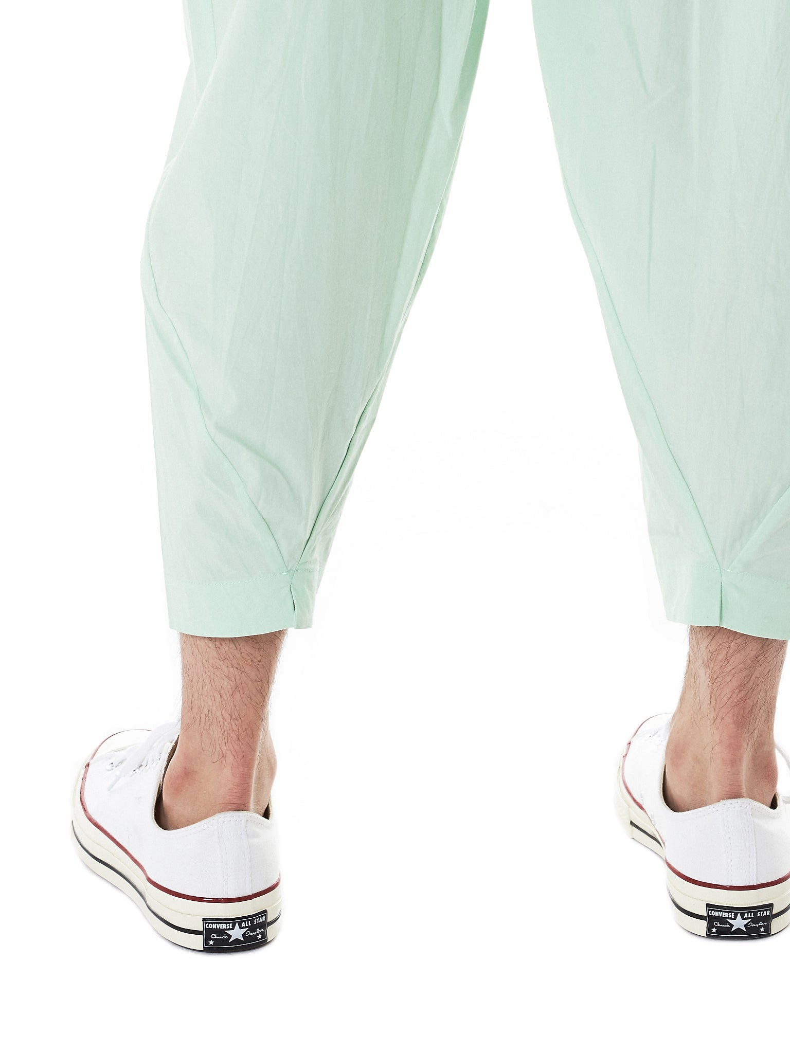 Toogood Cropped Trousers - Hlorenzo Detail 3