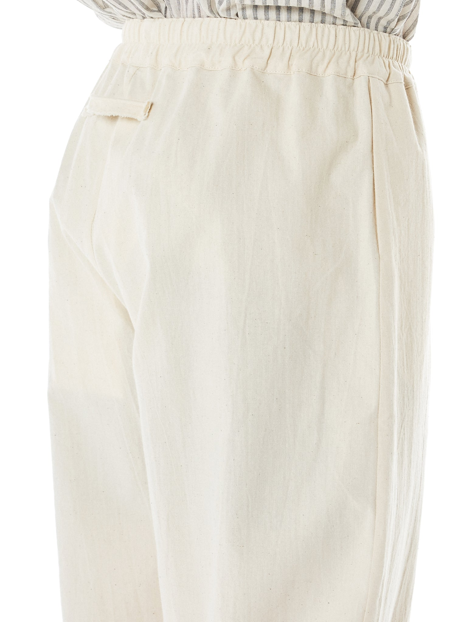 Toogood Cropped Trousers - Hlorenzo Detail 1