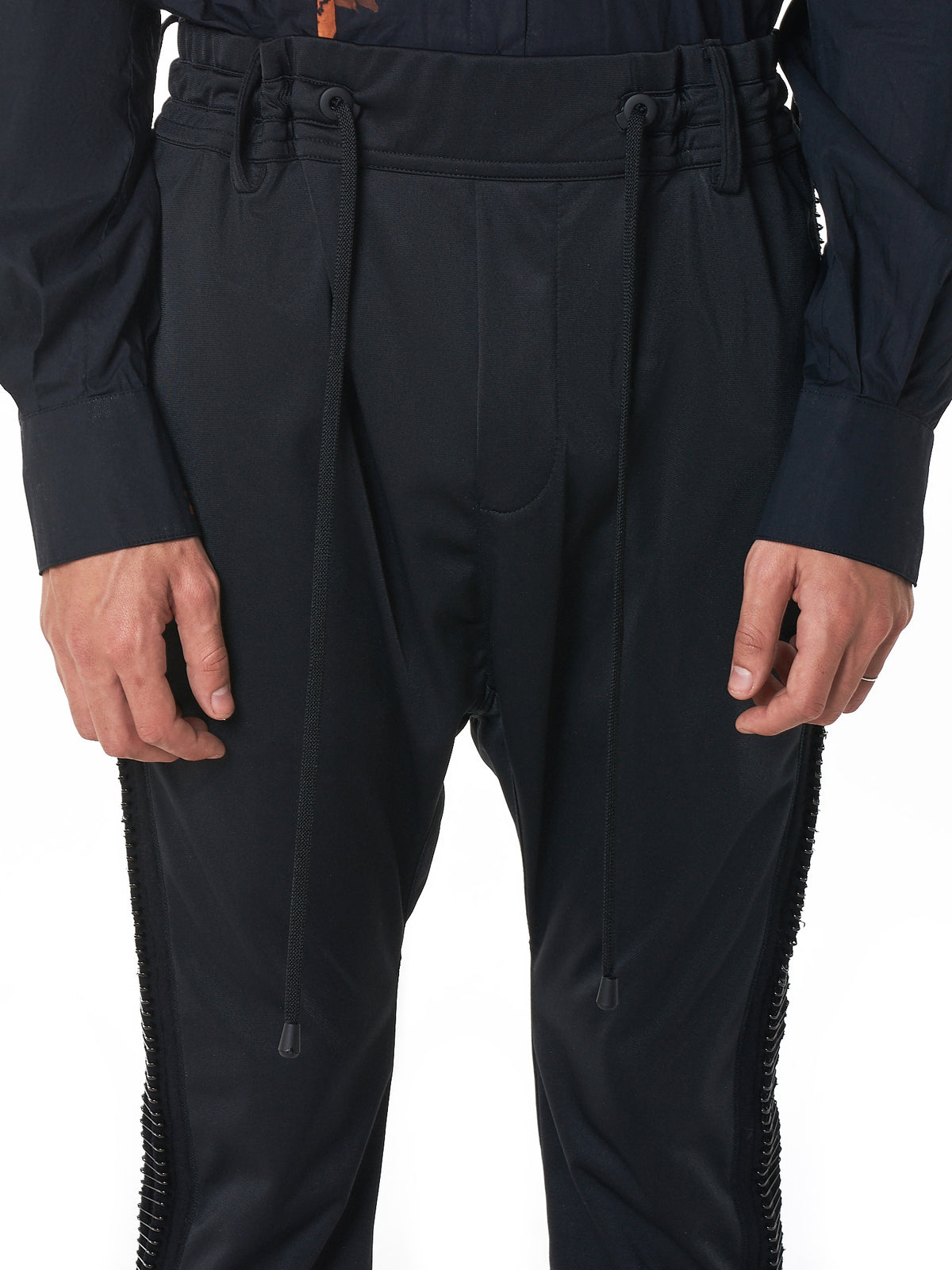 Di Liborio Safety Pin Jogger - Hlorenzo Detail 2