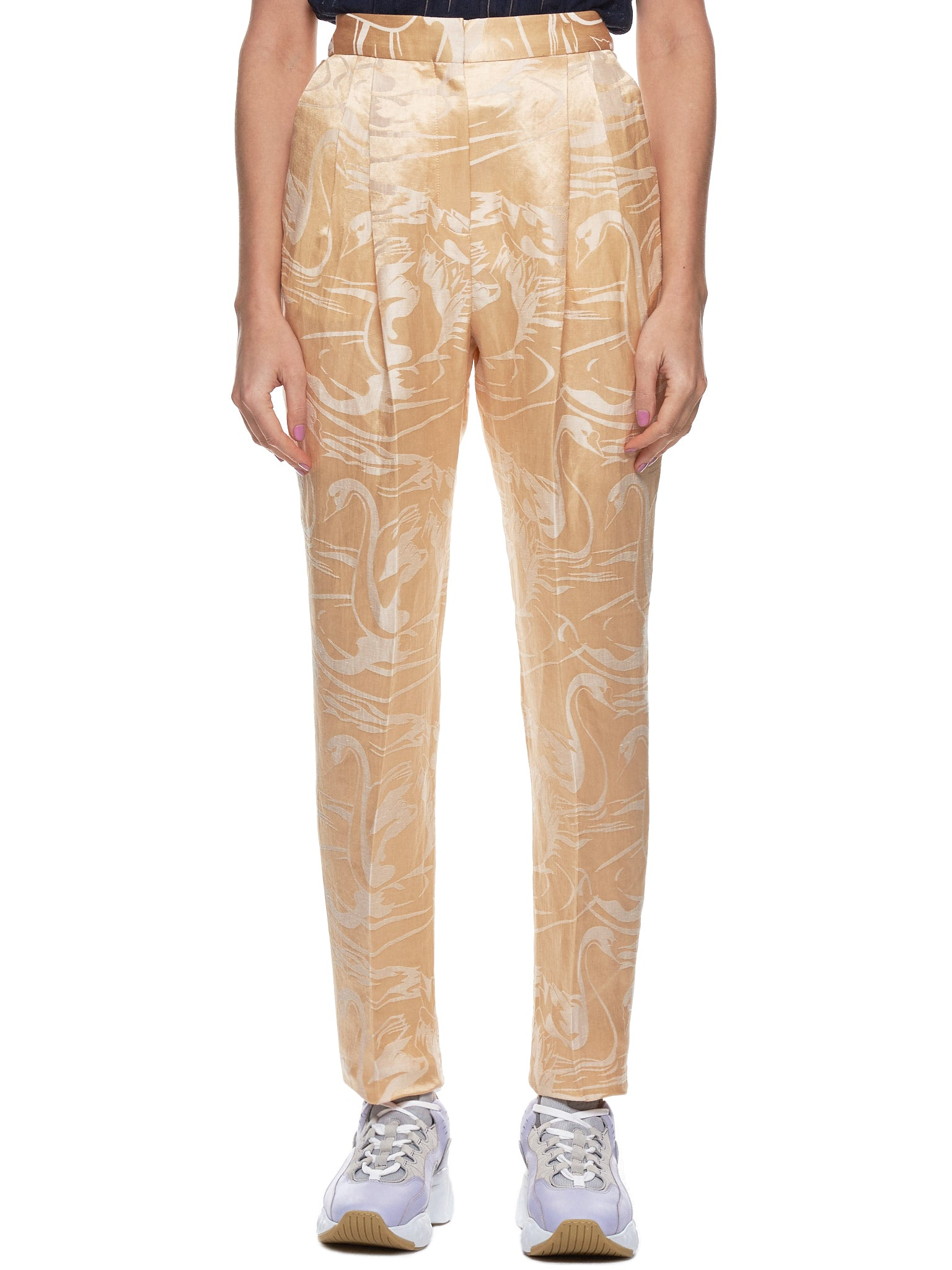Acne Studios Trousers - Hlorenzo Front