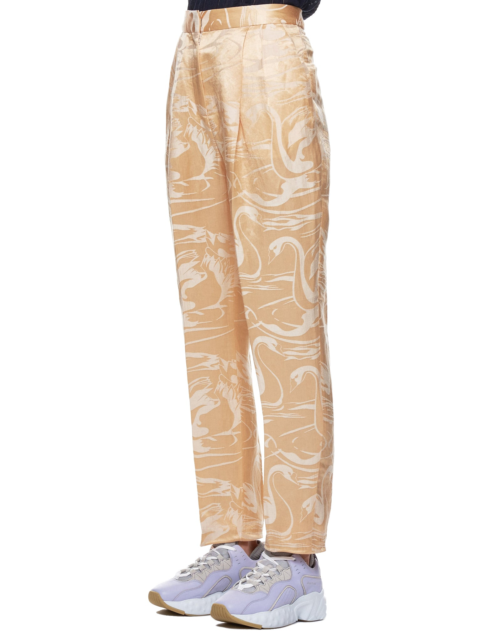 Acne Studios Trousers - Hlorenzo Side
