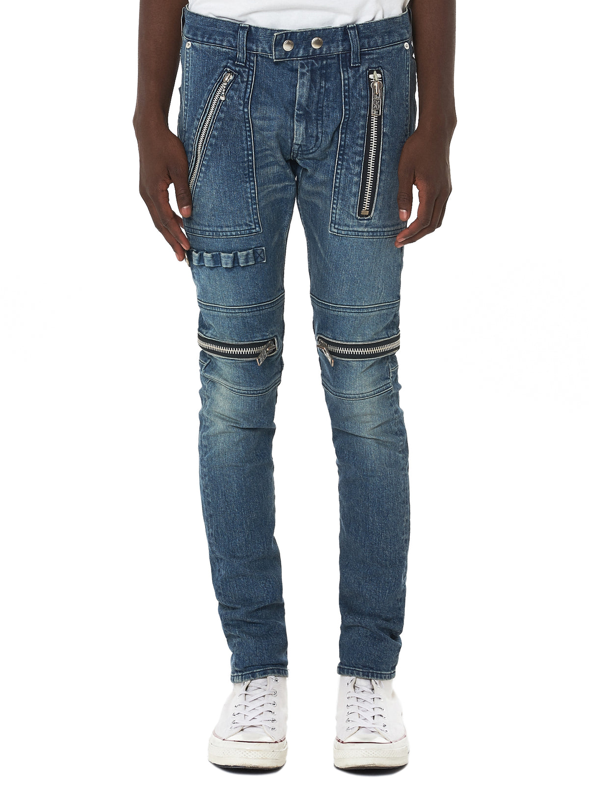 Motorcycle Jeans (ALWAYS-DENIM-BLUE)