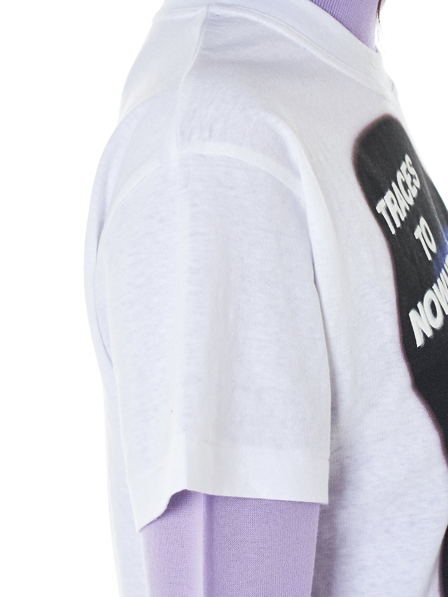 Ambush Tee Shirt - Hlorenzo Shoulder Detail