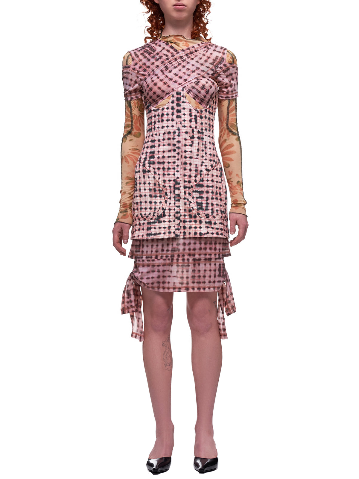 Charlotte Knowles Dress | H.Lorenzo Front