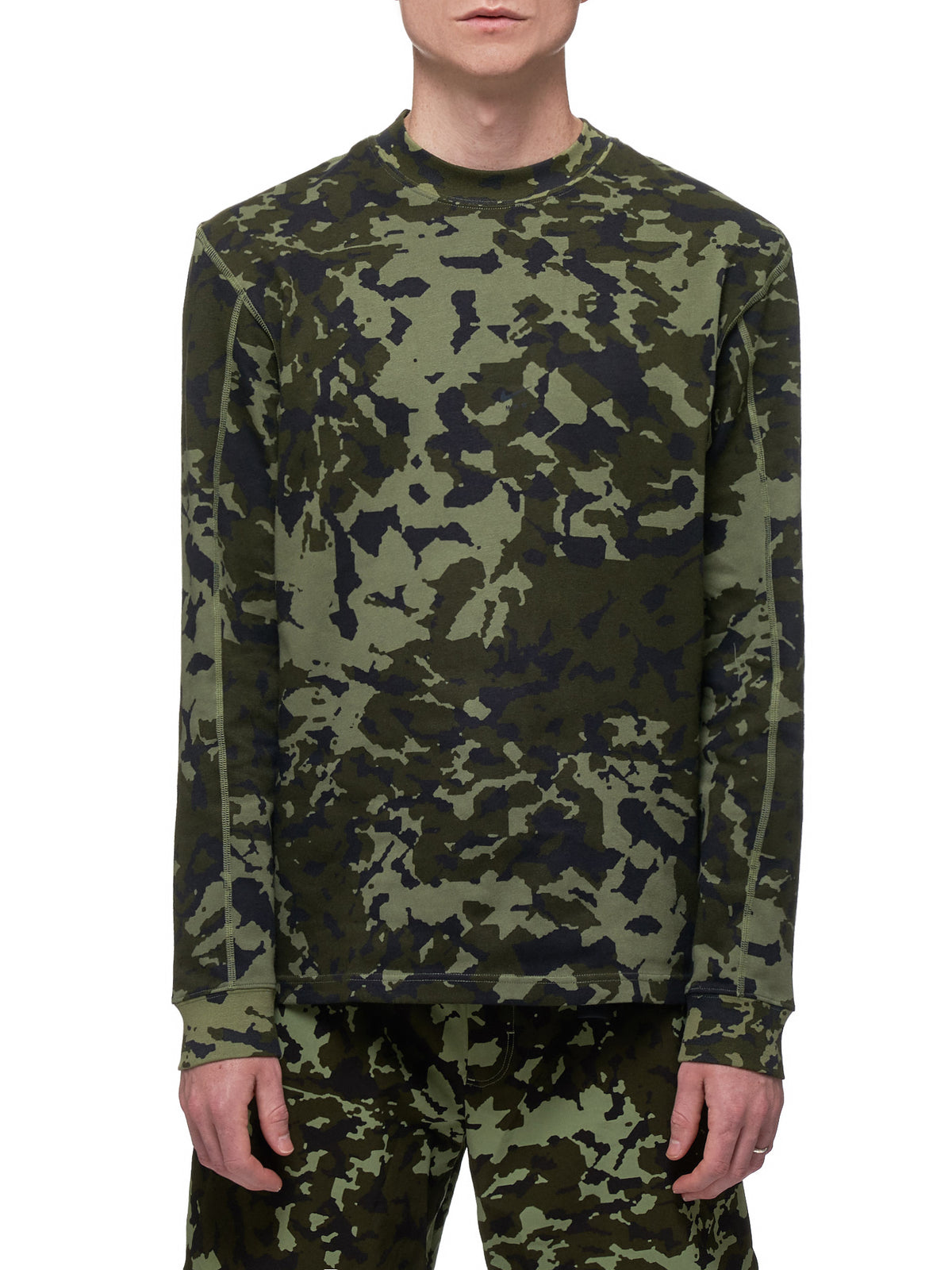 Generative Camo Top (AR5613-331-GREEN)