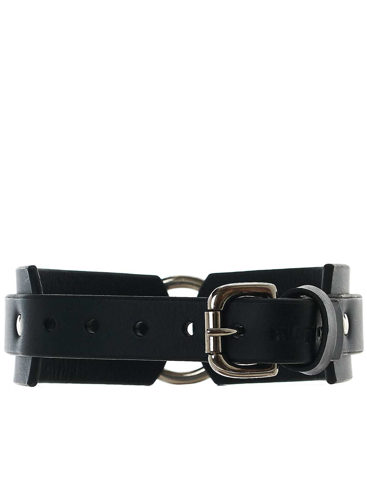Structural Buckled Choker (AW17-CLR-CHLOR-BLACK)