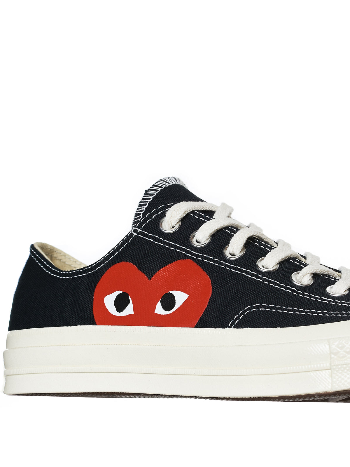 Converse x Play Classic Sneakers (AZ-K111-001-BLACK)