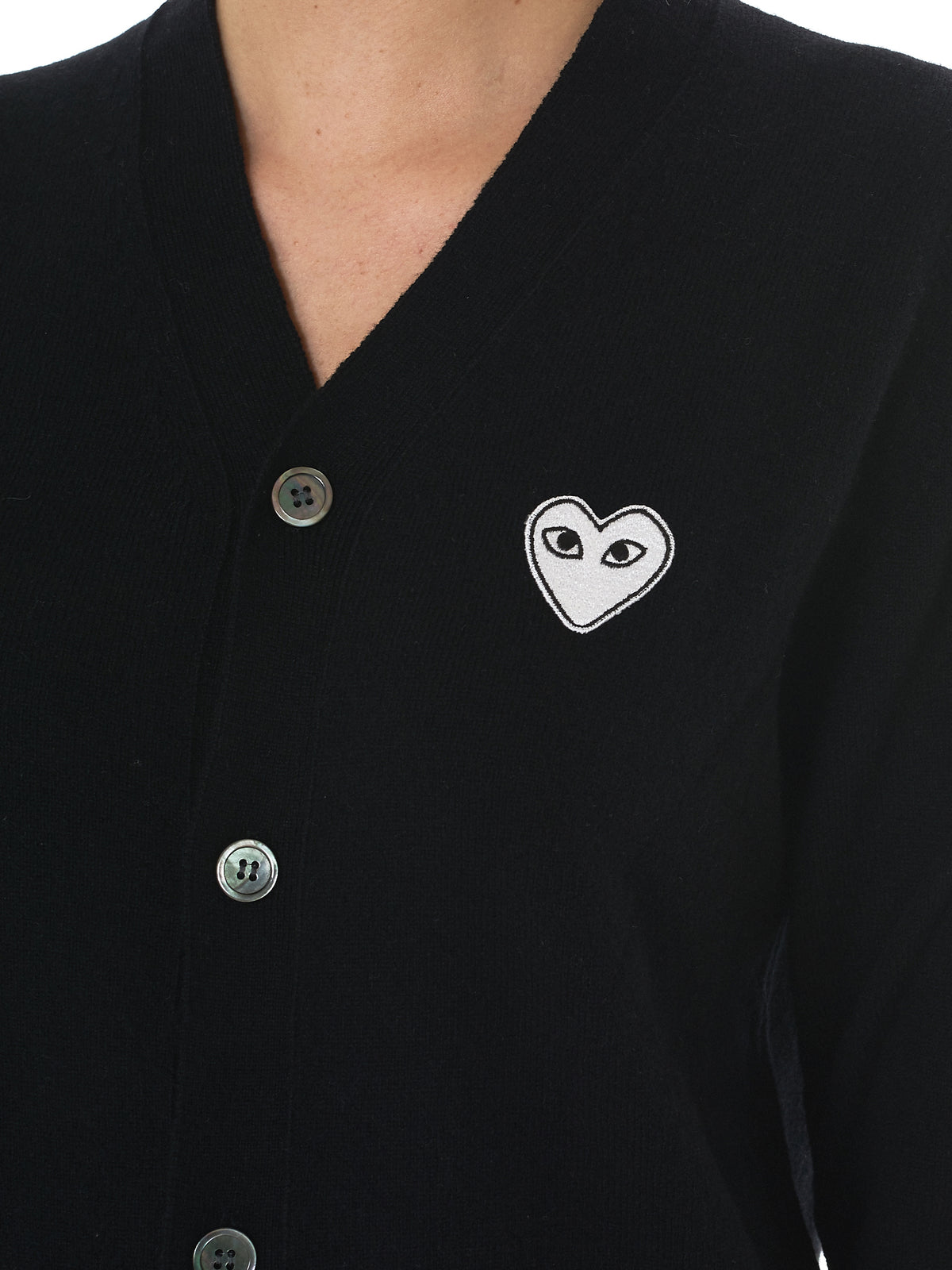 Comme Des Garcons Play - Hlorenzo Detail 2