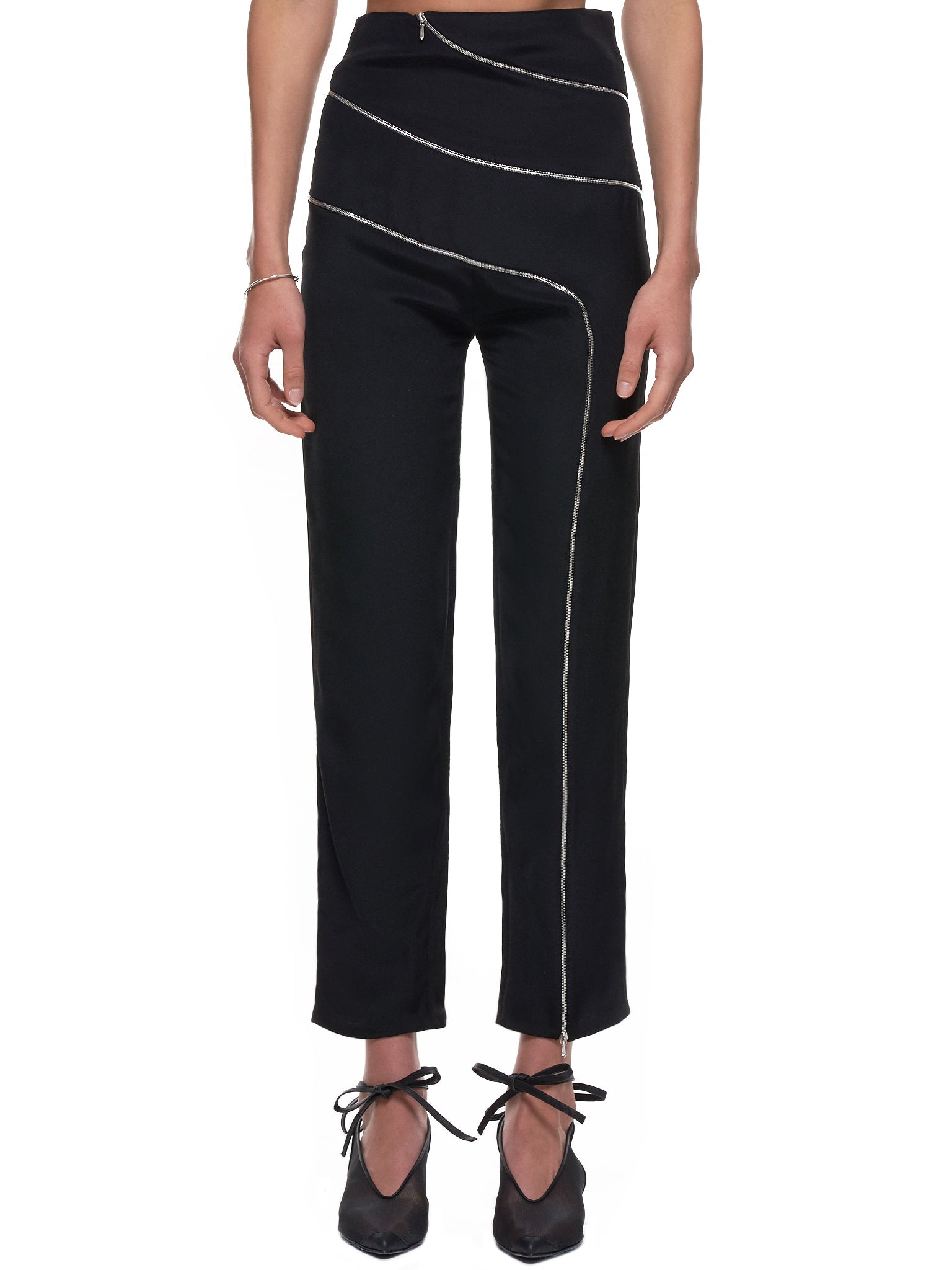 Nicolas Lecourt Mansion Pants - Hlorenzo Front