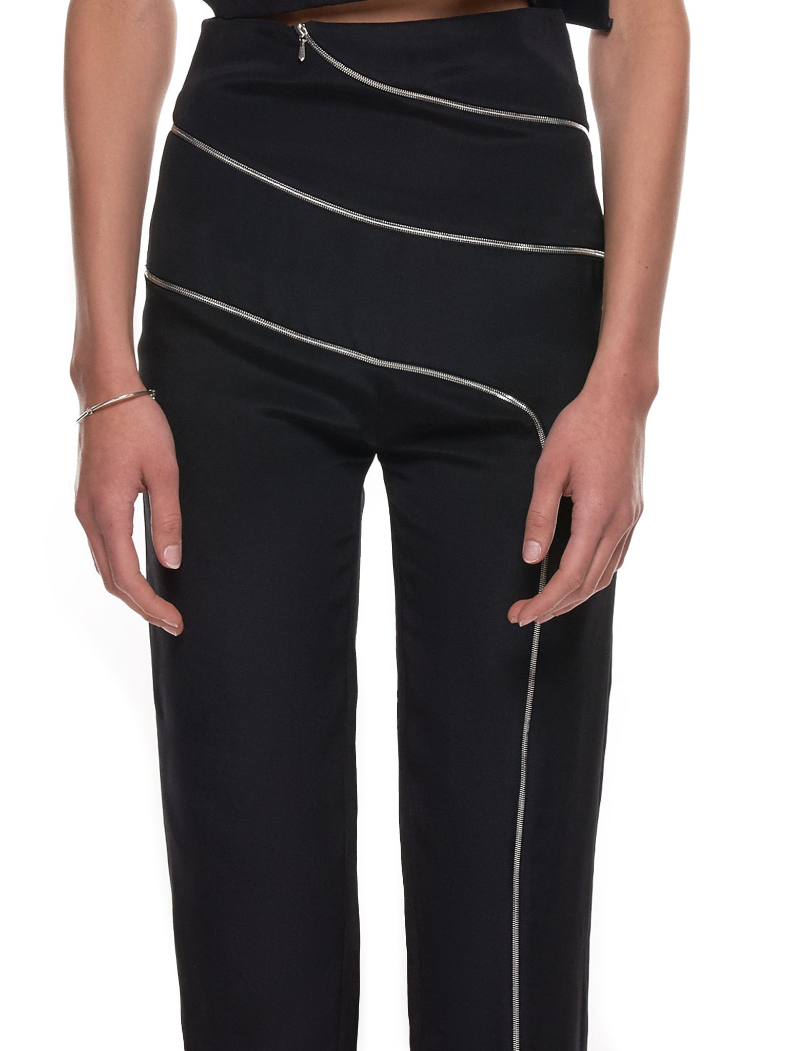 Nicolas Lecourt Mansion Pants - Hlorenzo Detail 1