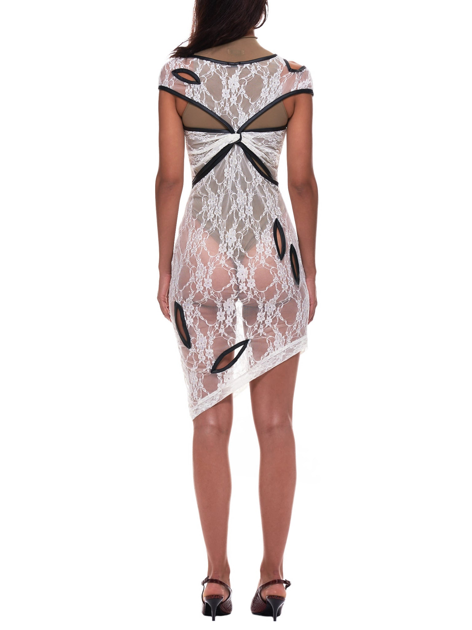 Voodoo Dress (B-23-WHITE)