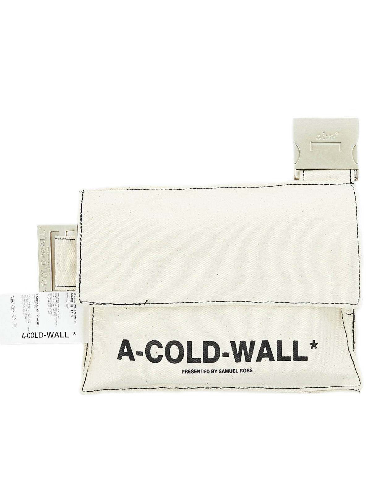 A Cold Wall* Utility Bag - Hlorenzo Front