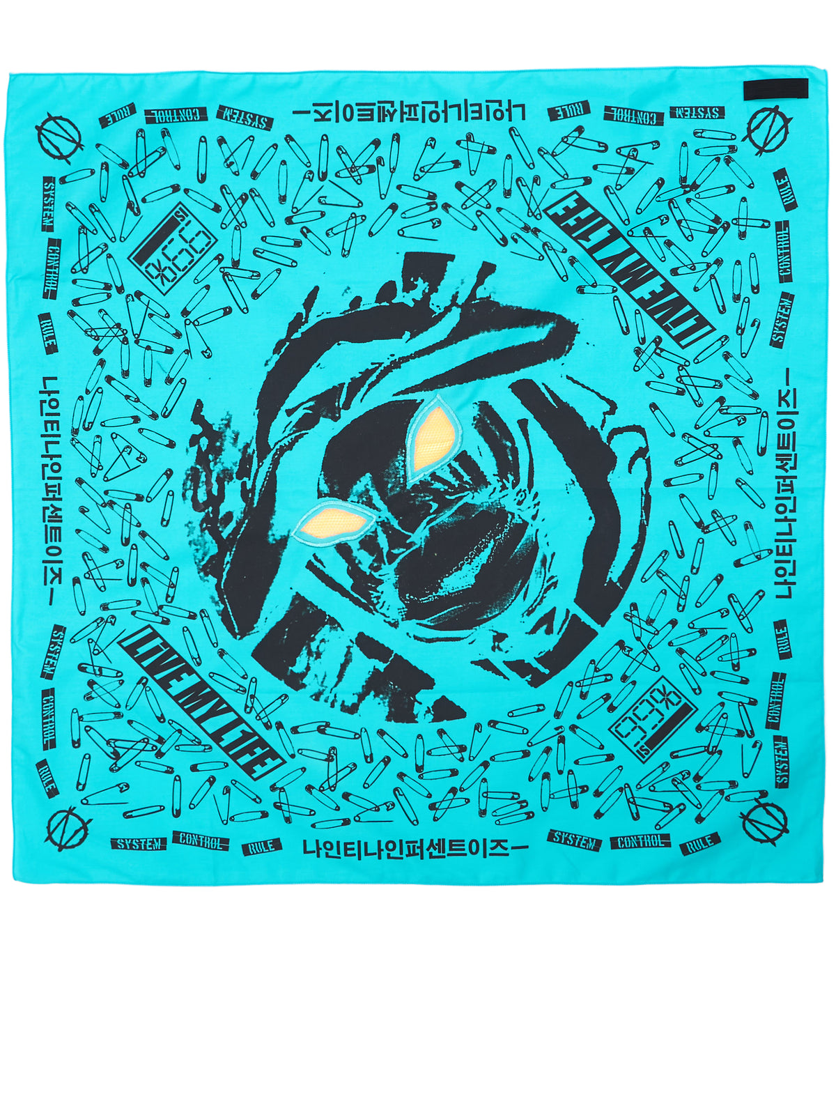 99% IS Bandana - Hlorenzo Front