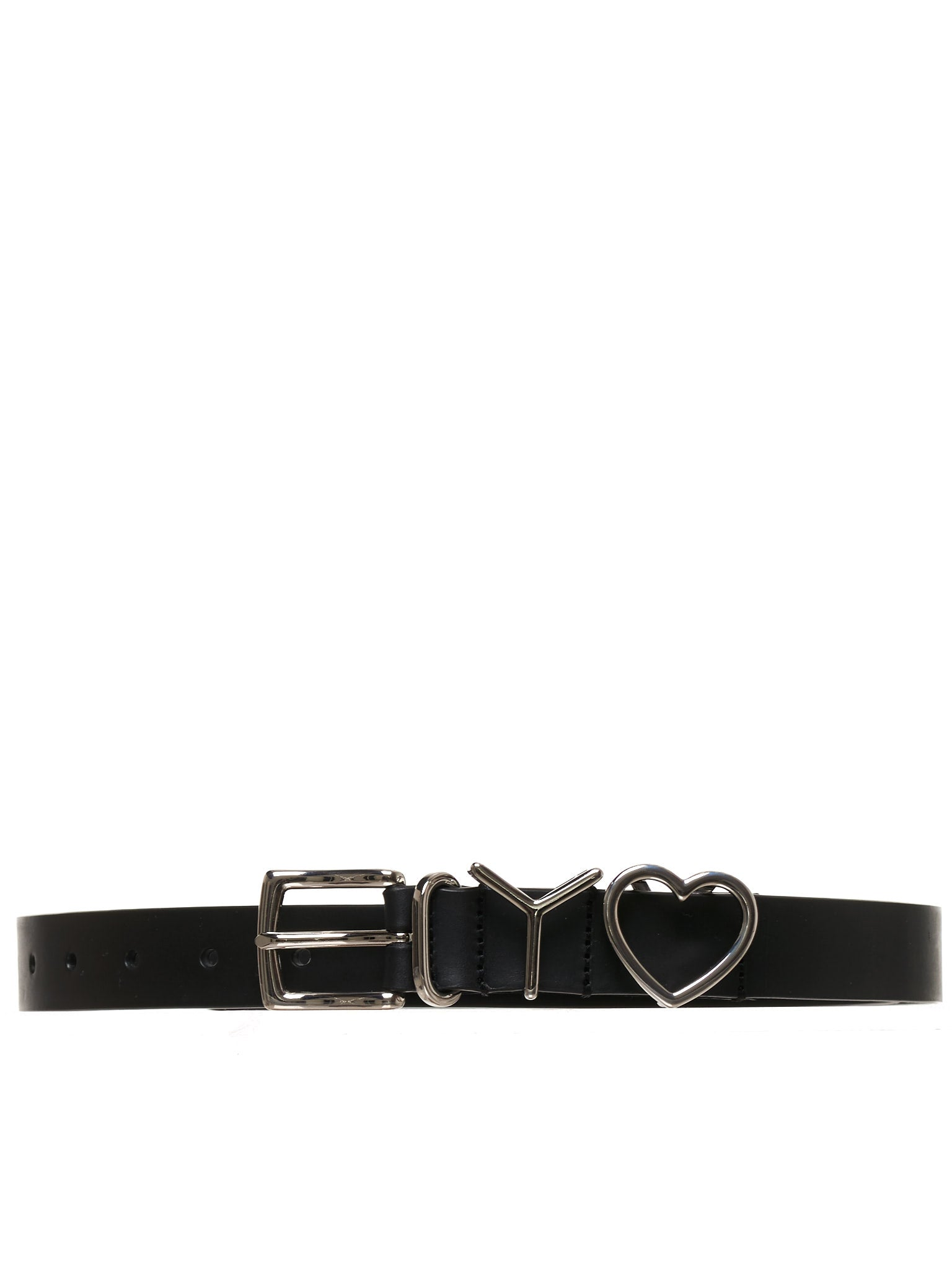 Y/Project Leather Belt - Hlorenzo Front