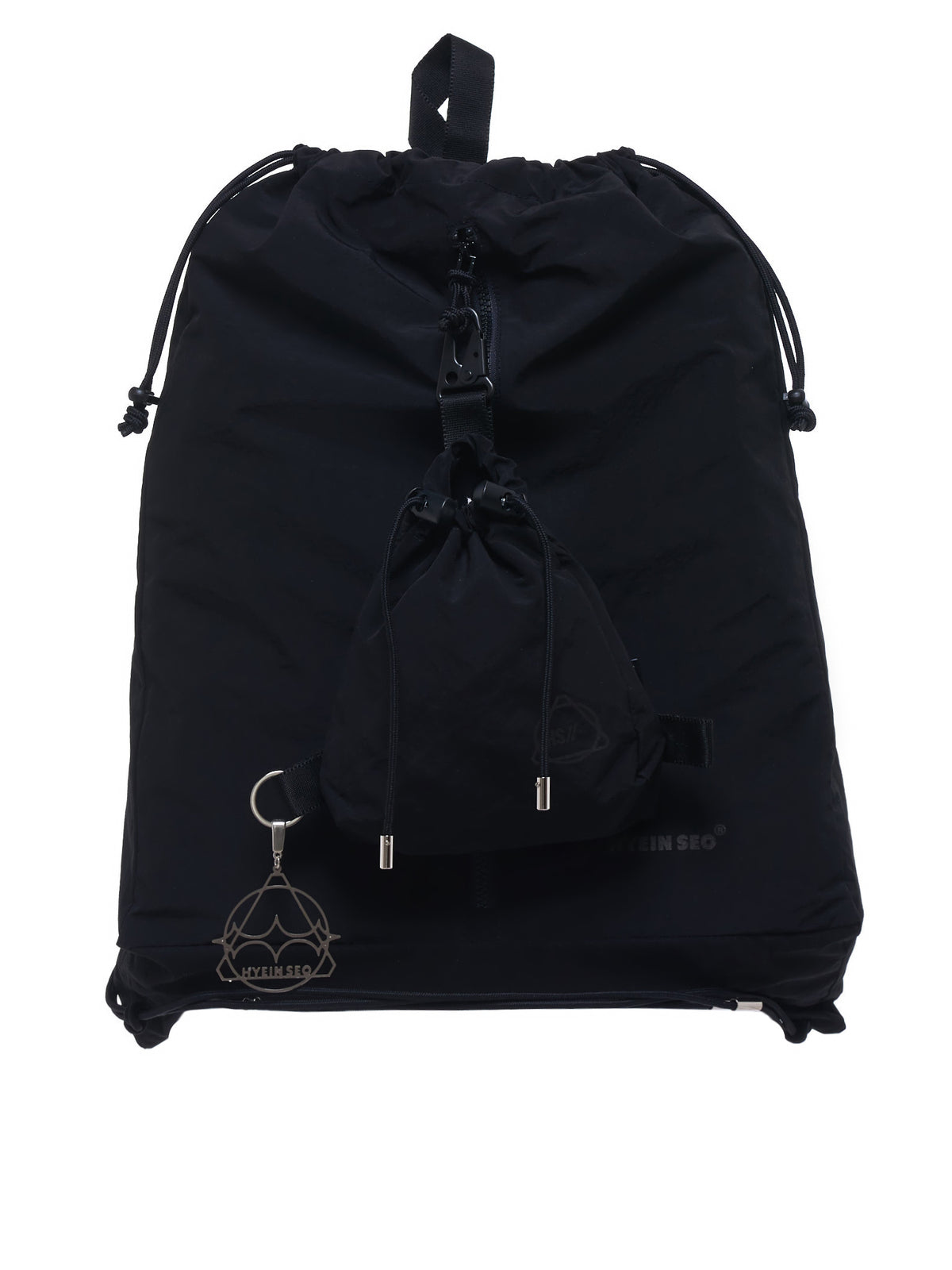 Hyein Seo Backpack - Hlorenzo Front