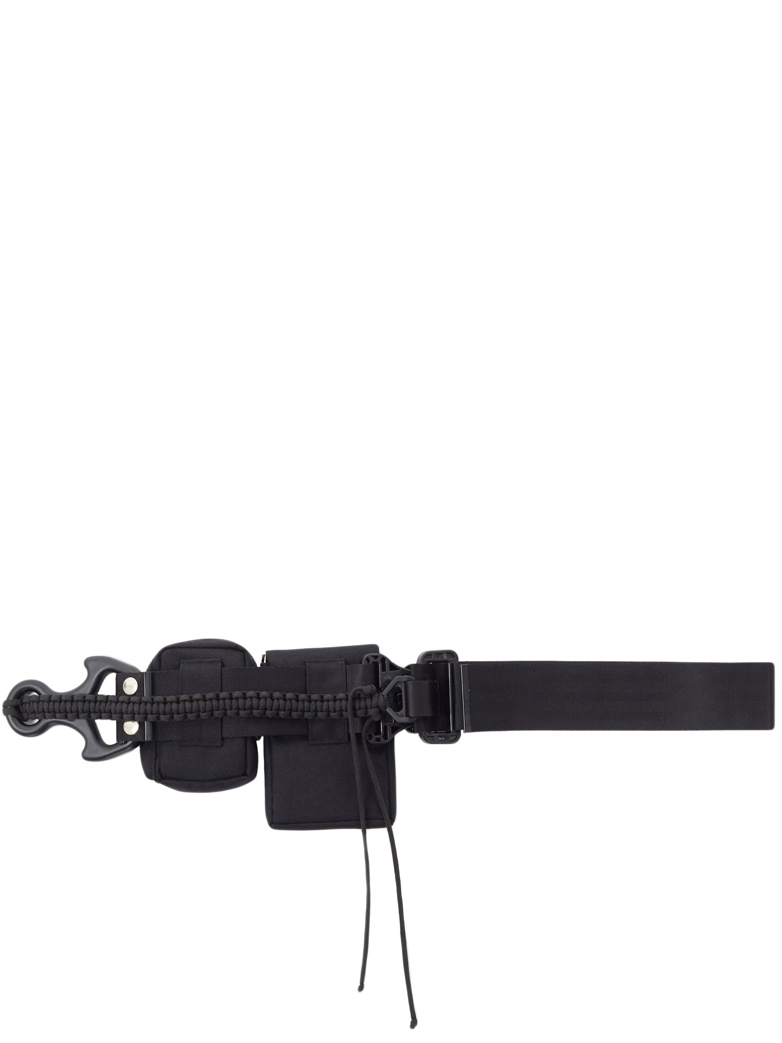 Paracord Cross Bag (CBG2K-BLACK)