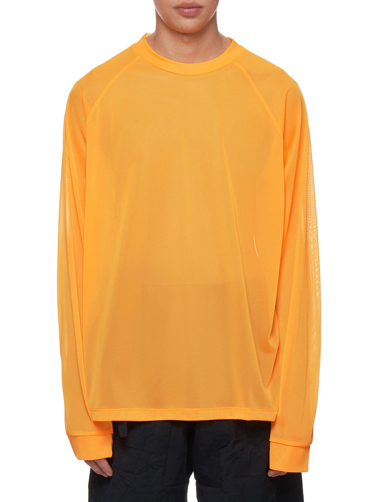 Neon Orange Long Sleeve (BL0053-NEON-ORANGE)