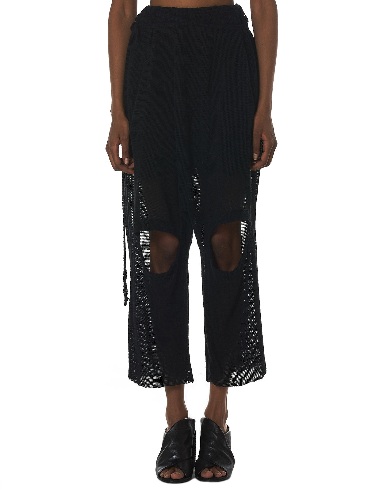Nelly Johansson Cutaway Trouser - Hlorenzo Front