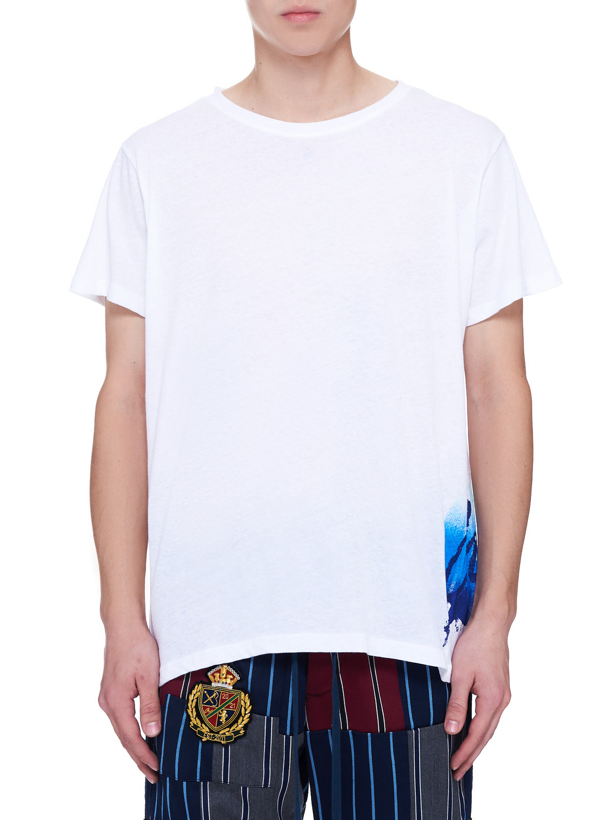 GL Planet T-Shirt (BM153-WHITE)