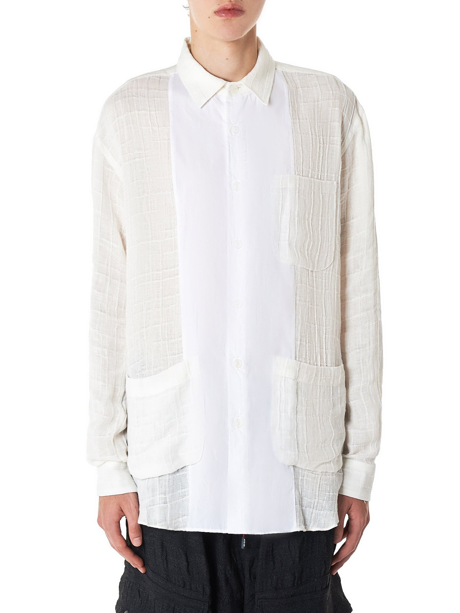 Julien David Shirt - Hlorenzo Front