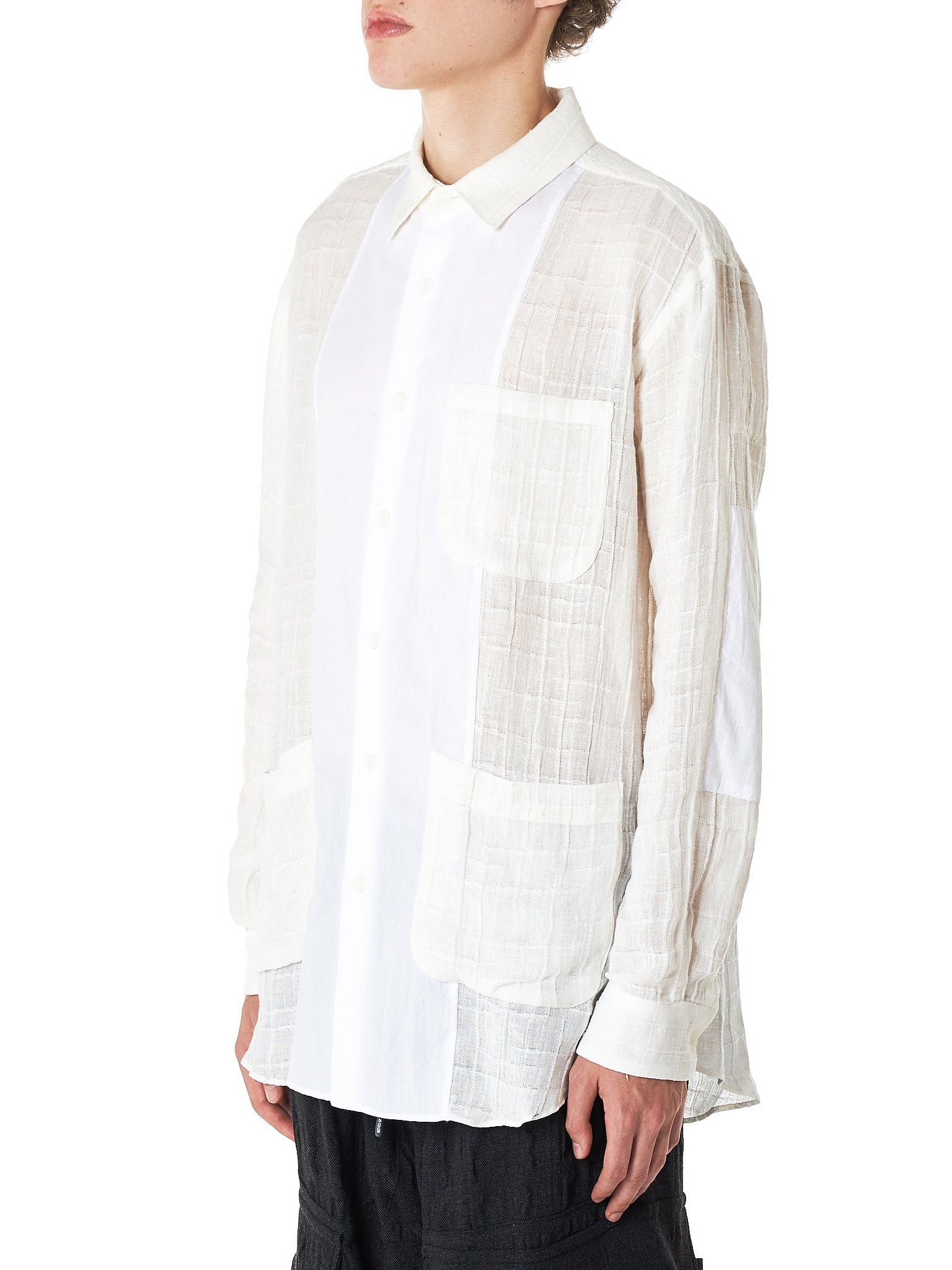 Julien David Shirt - Hlorenzo Side