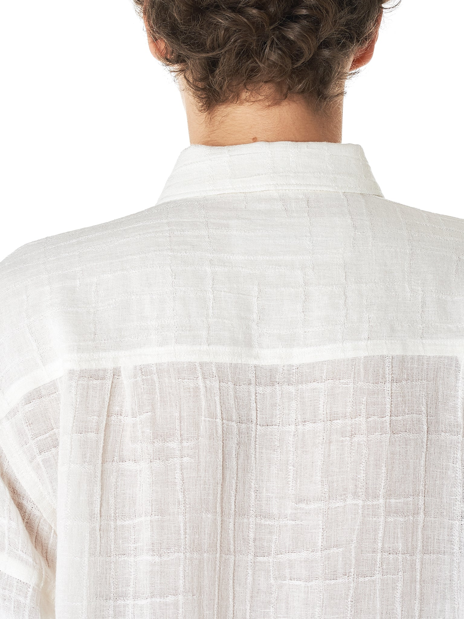 Julien David Shirt - Hlorenzo Detail 2