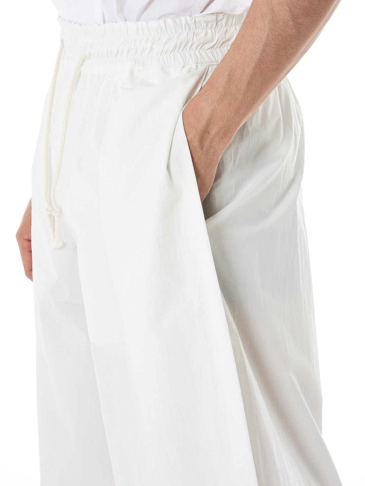 Toogood Cropped Trousers - Hlorenzo Detail 2