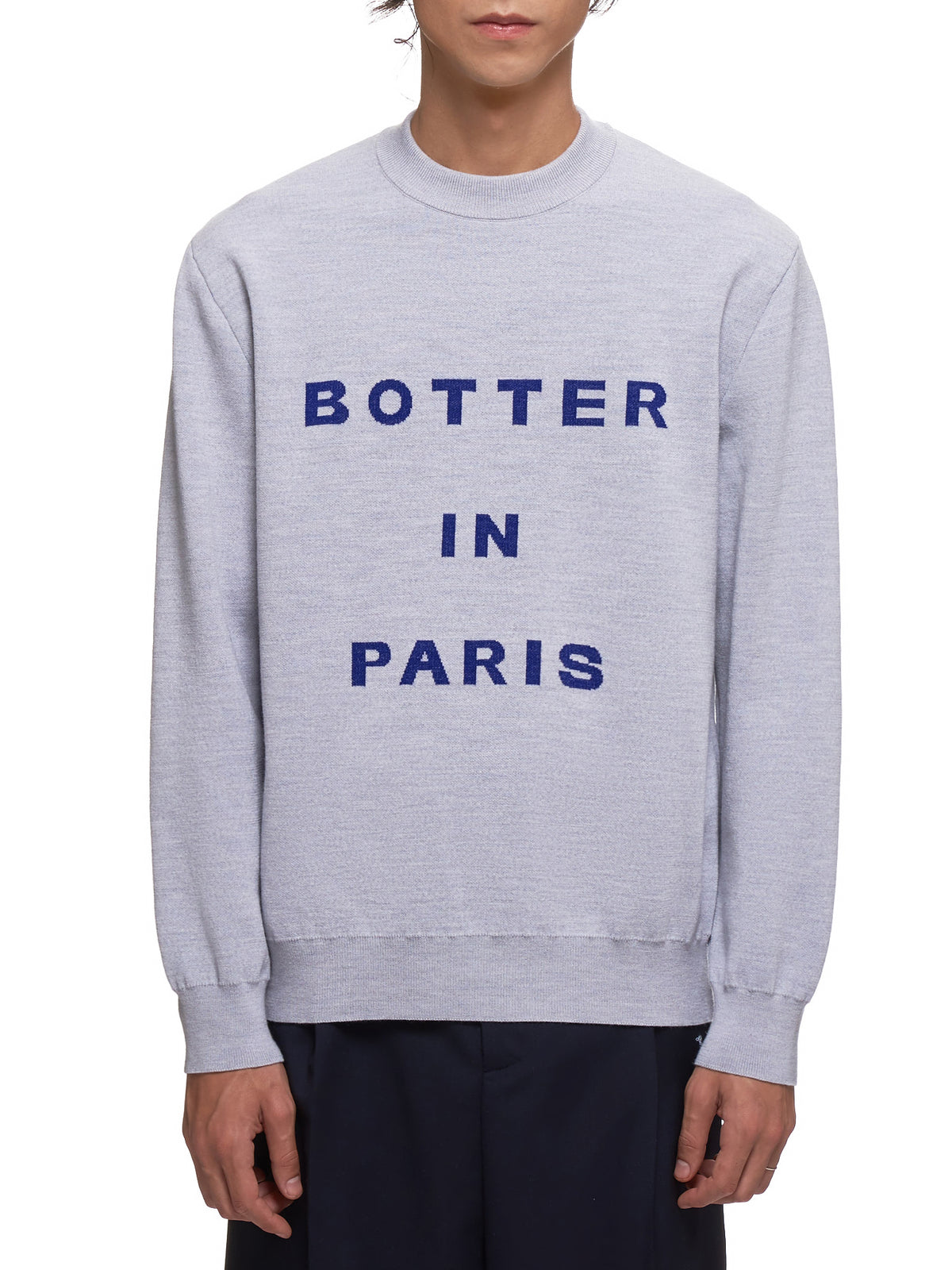 Botter Sweater - Hlorenzo Front