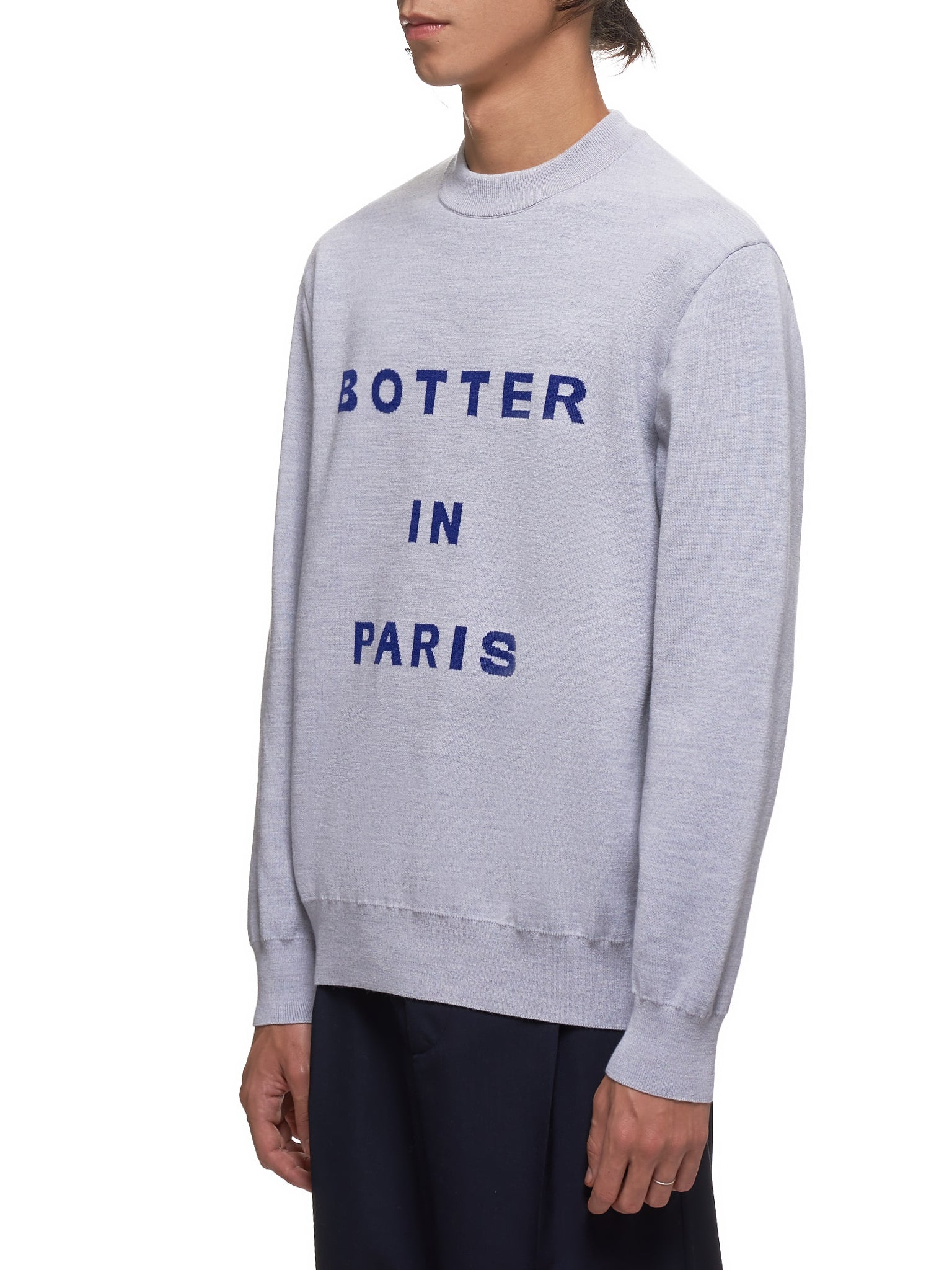 Botter Sweater - Hlorenzo Side