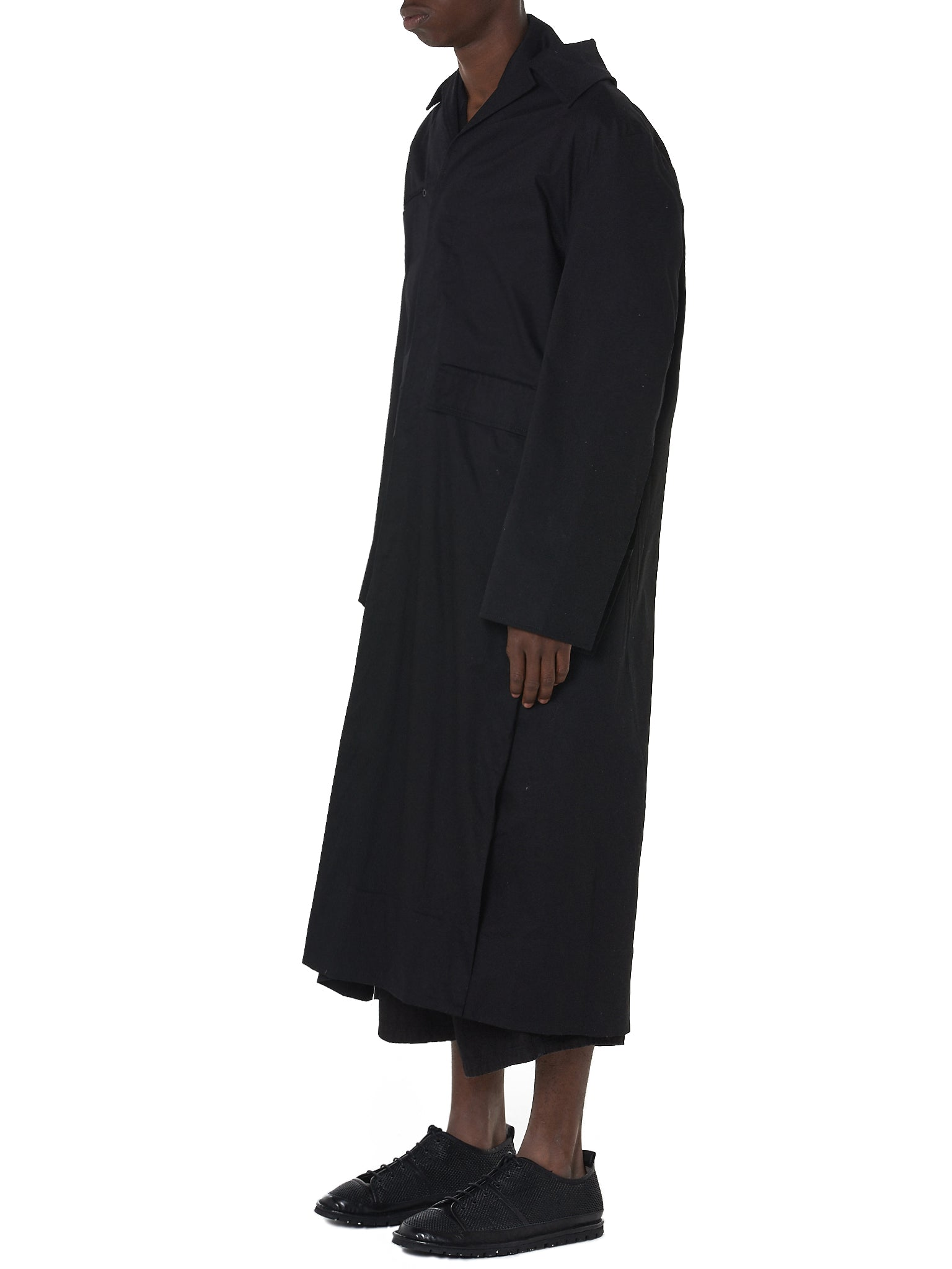 Ximon Lee Coat - Hlorenzo Side
