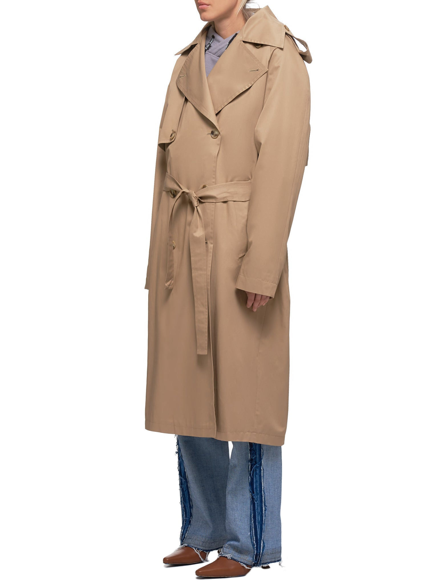 LL by Litkovskaya Coat - Hlorenzo Side