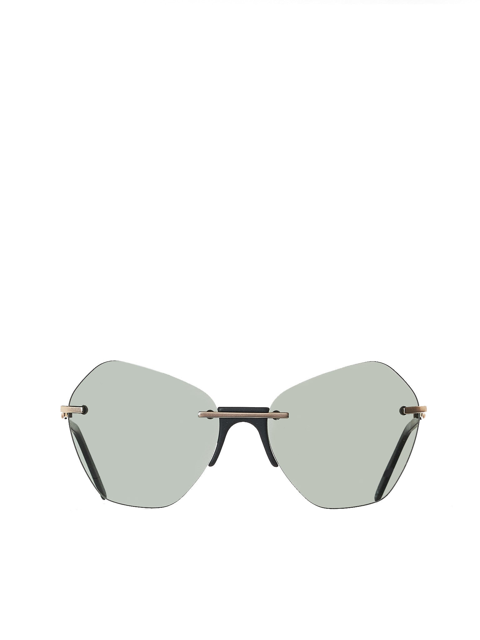 Structural Cat Eye Sunglasses (CALLA-A)