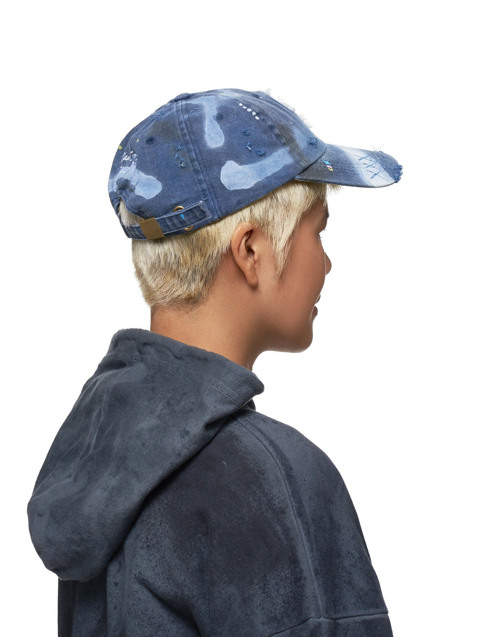 XXX Distrusted Cap Sand (CBXXX16-NAVY)