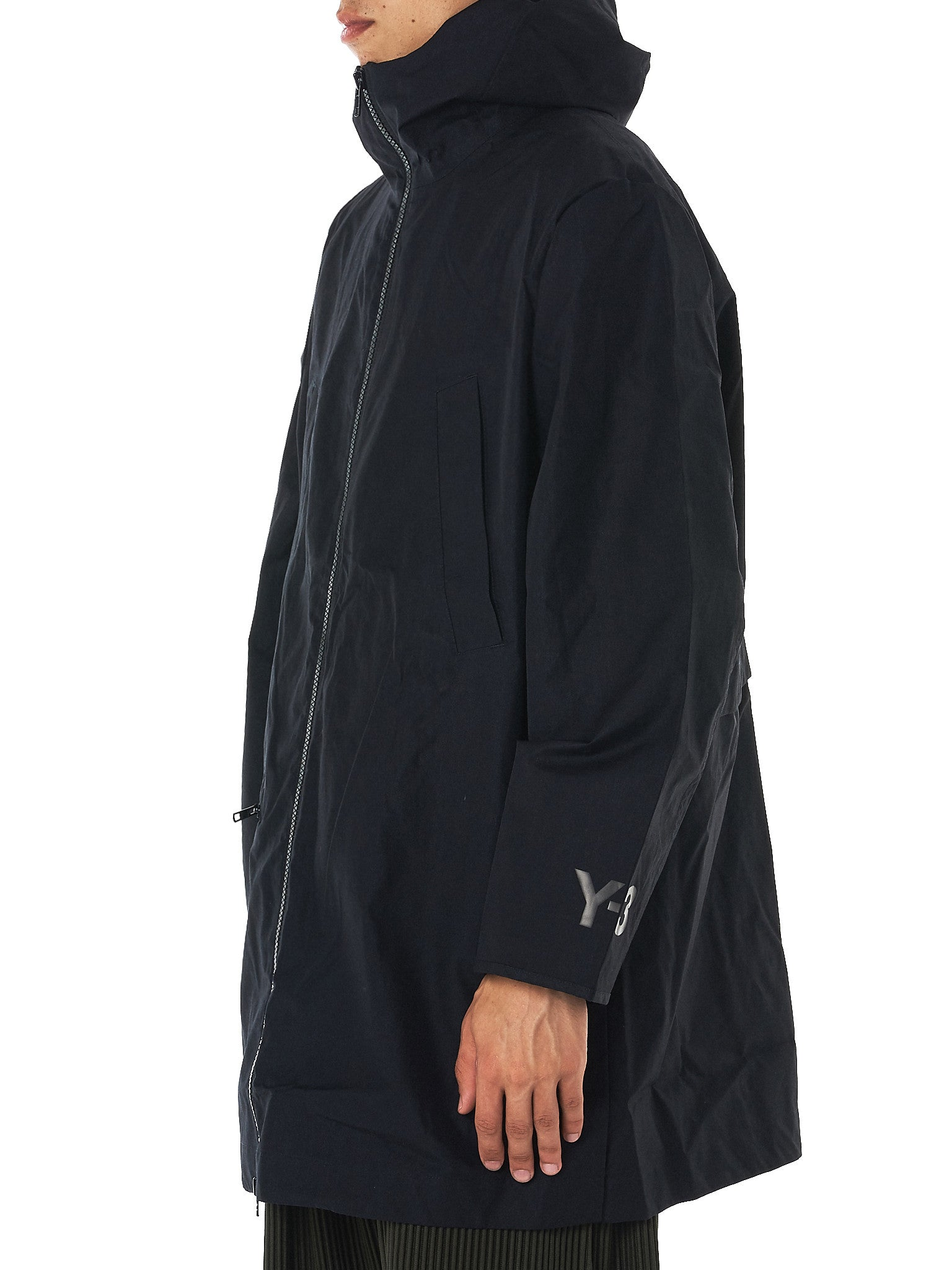 Y-3 - Hlorenzo Side View