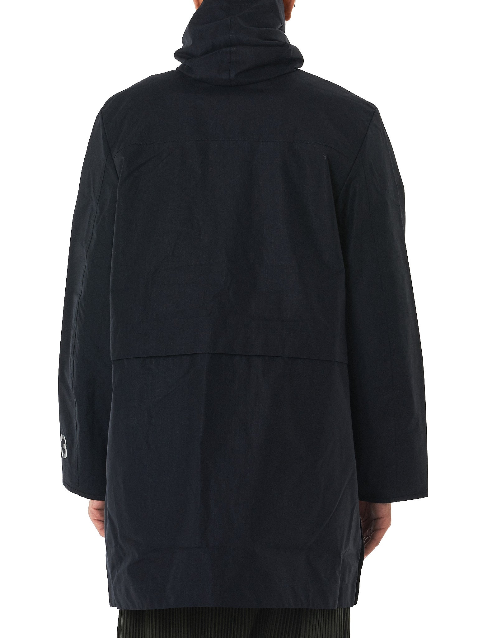 Y-3 - Hlorenzo Back View