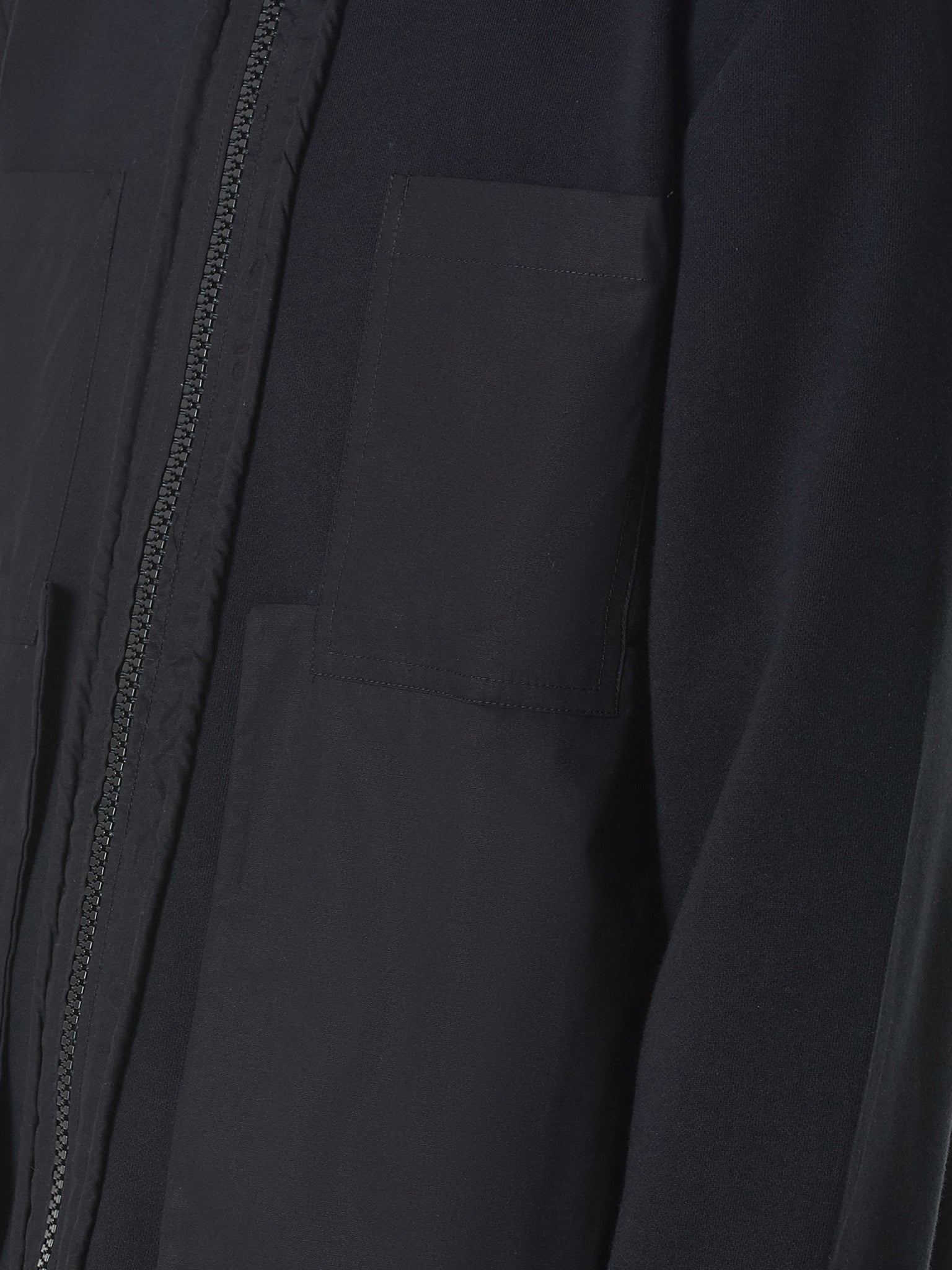 Workwear Hooded Jacket (CJEHO02-BLACK)