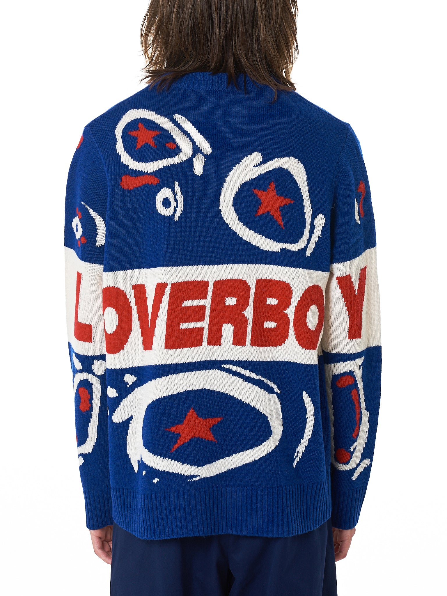 Charles Jeffrey Loverboy Sweater - Hlorenzo Back