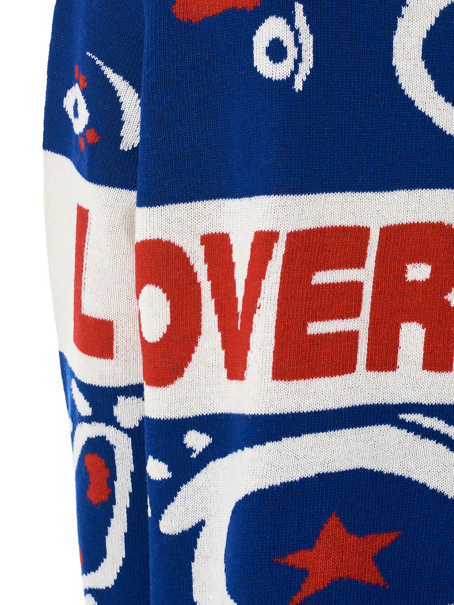 Charles Jeffrey Loverboy Sweater - Hlorenzo Detail 4