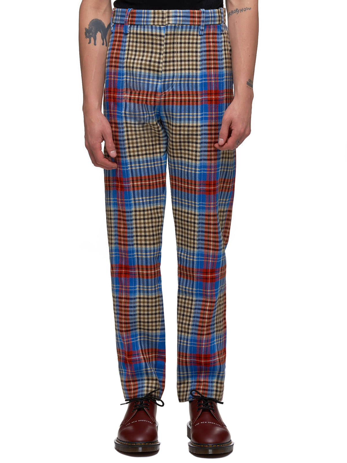 Charles Jeffrey Loverboy Trouser - Hlorenzo Front