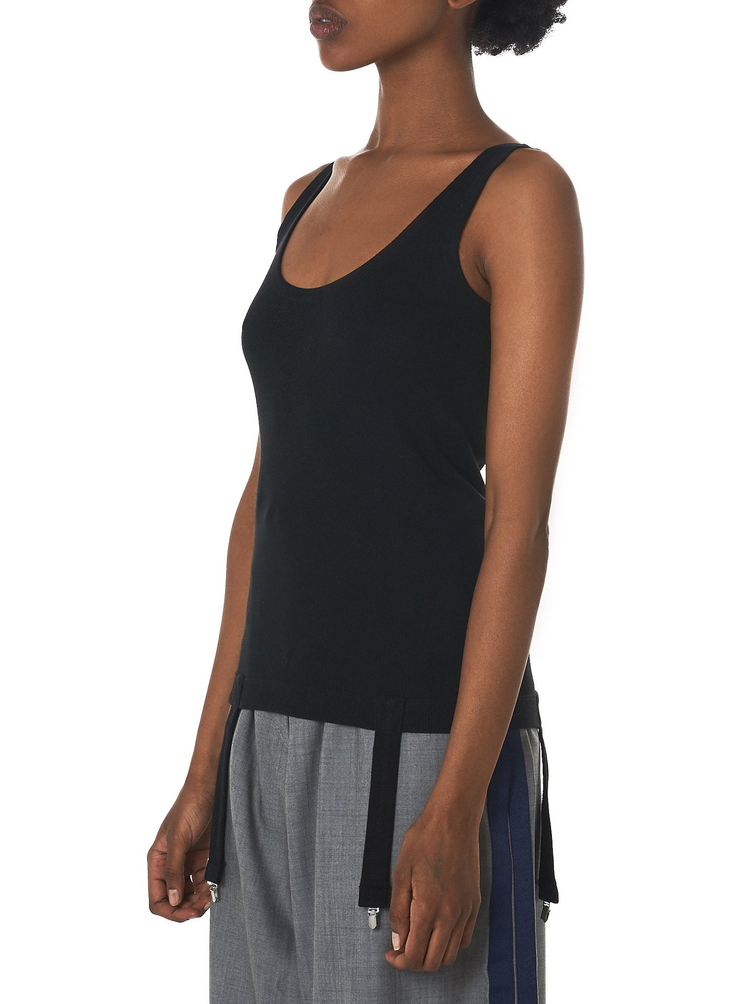 Marie Yat Tank Top - Hlorenzo Side
