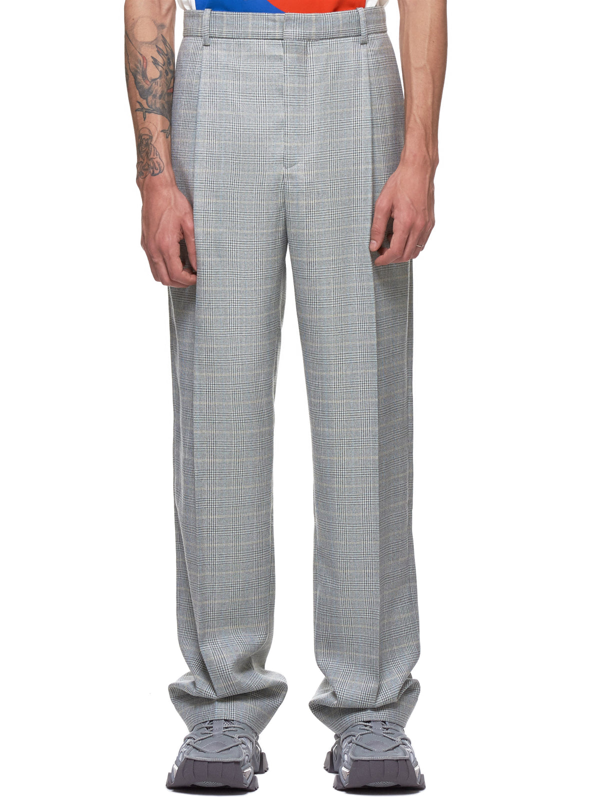 Botter Trousers - Hlorenzo Front
