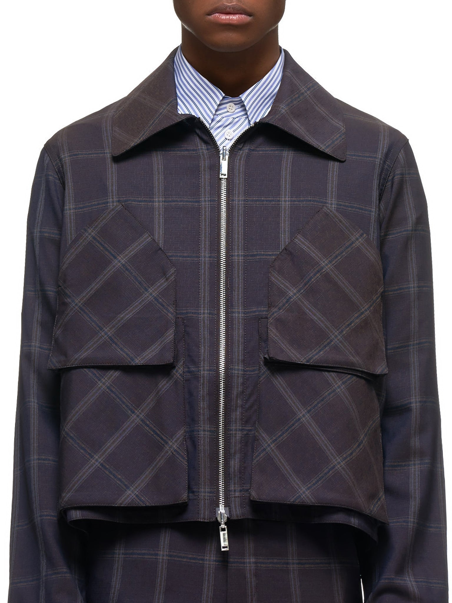 Cornerstone Jacket - Hlorenzo Detail 1