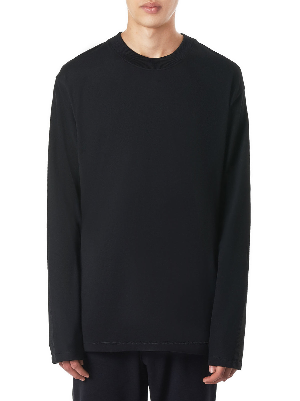 Cornerstone Long-Sleeve Top - Hlorenzo Front