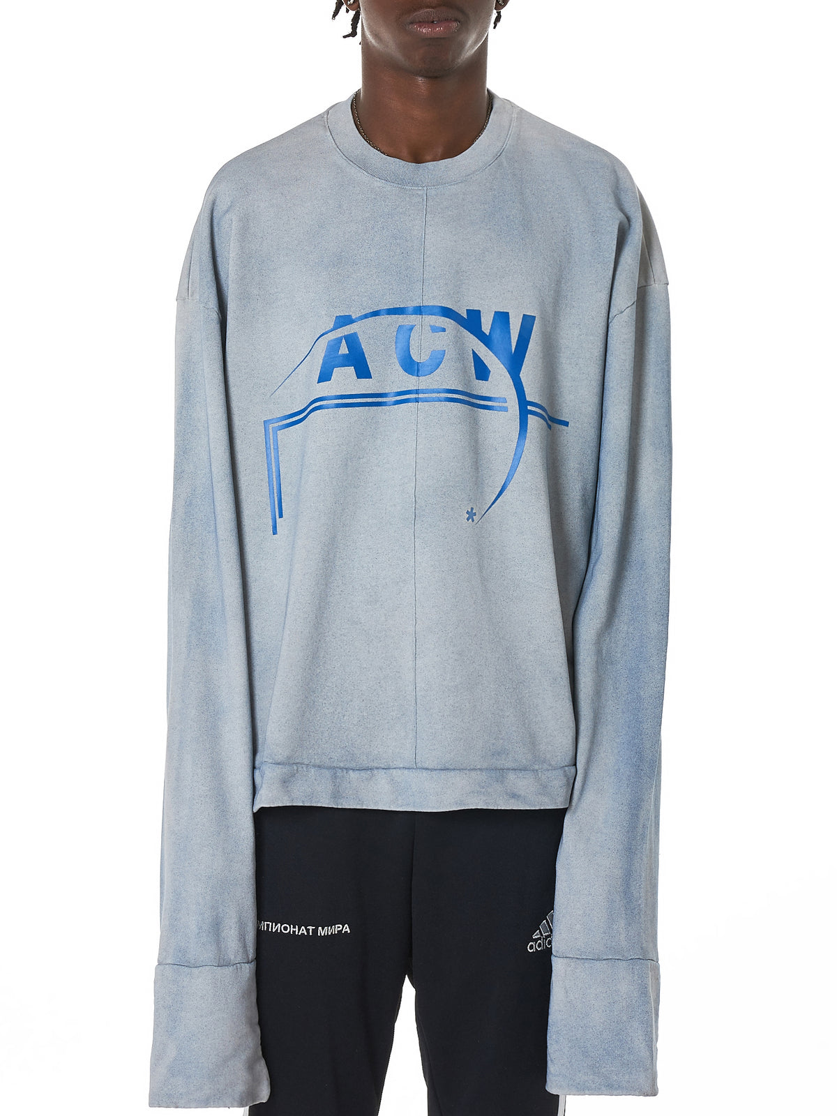 A Cold Wall* ACW Sweater - Hlorenzo Front