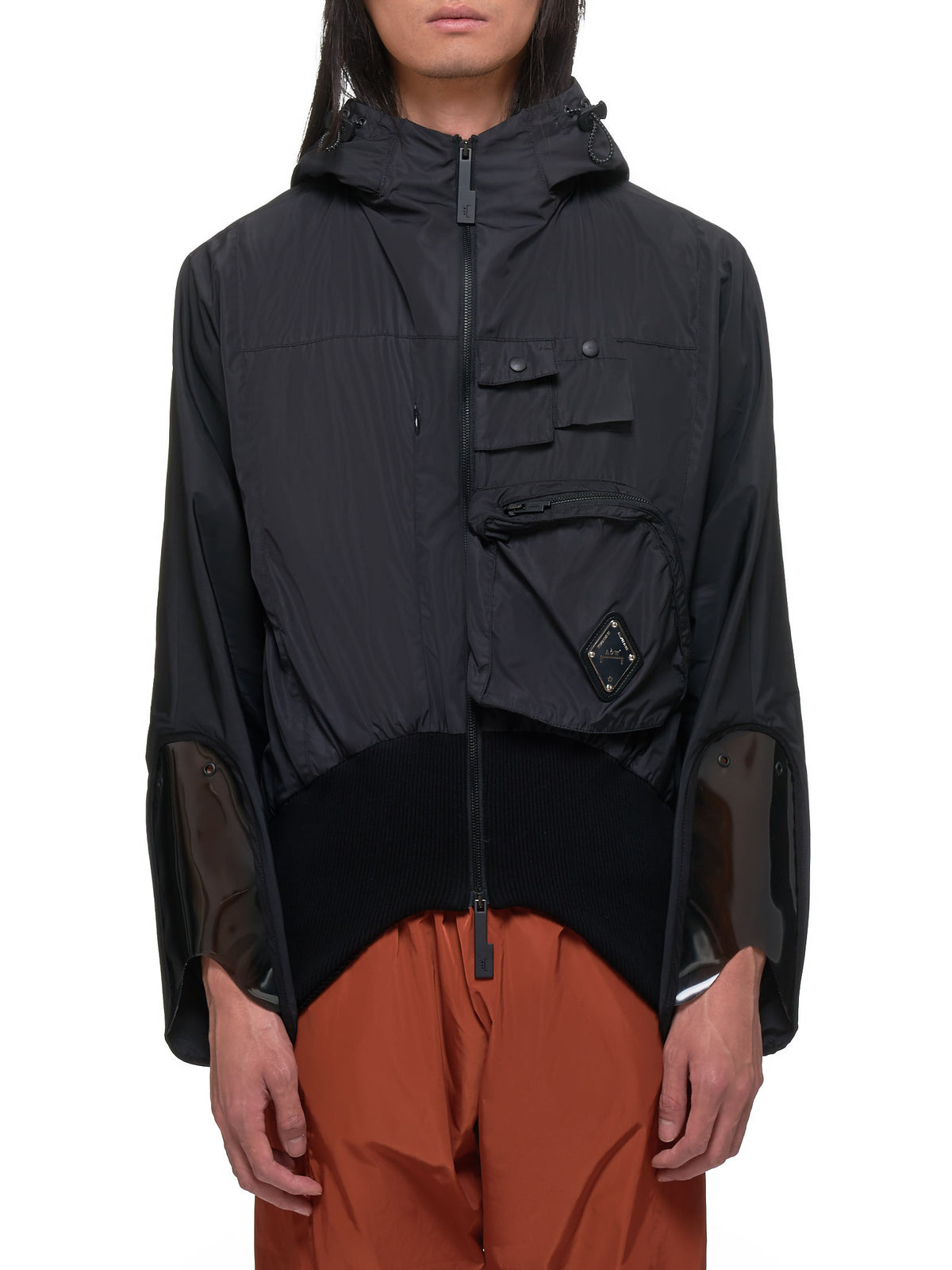 A Cold Wall* Jacket - Hlorenzo Front
