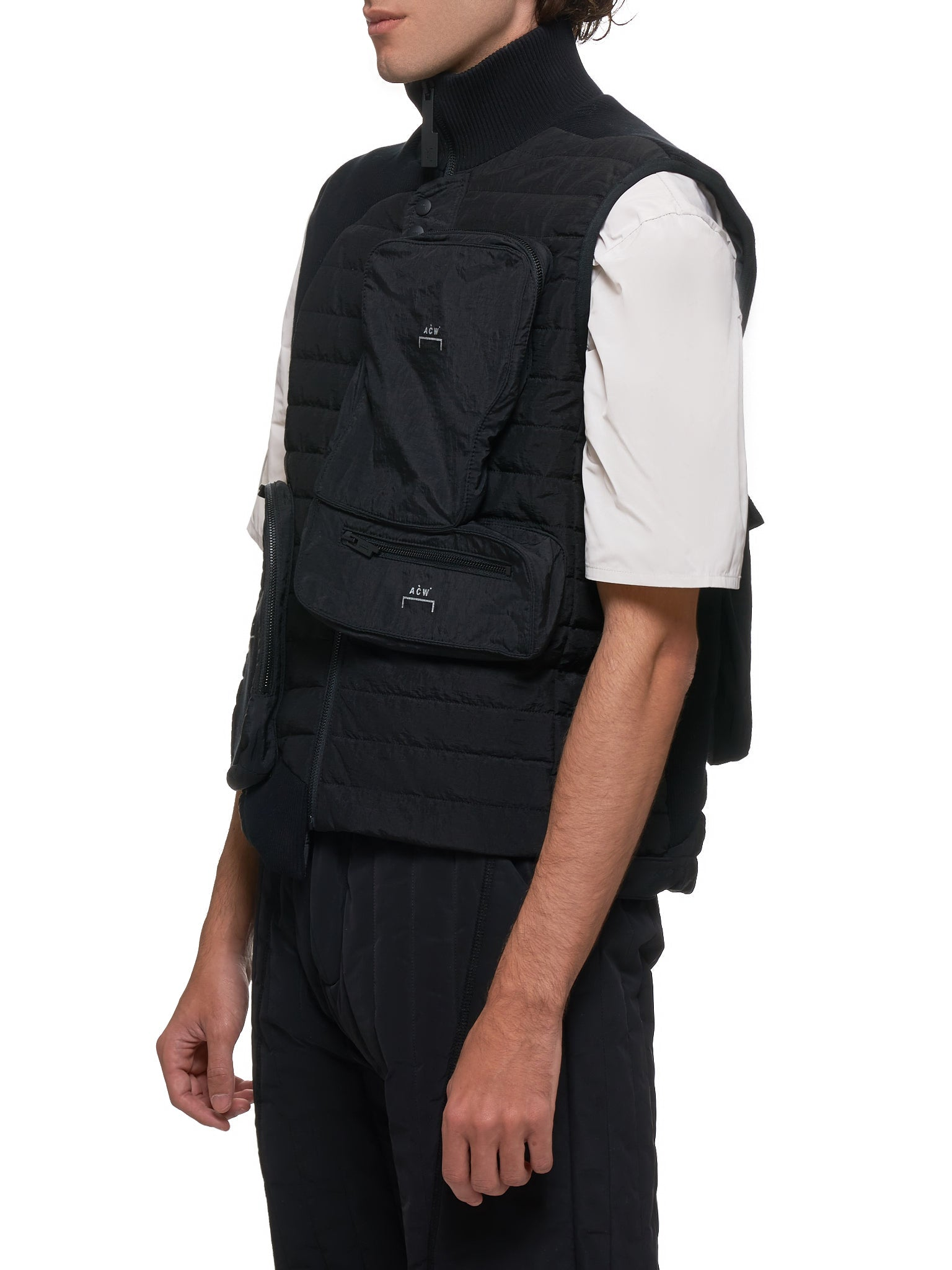 A Cold Wall* Vest - Hlorenzo Side