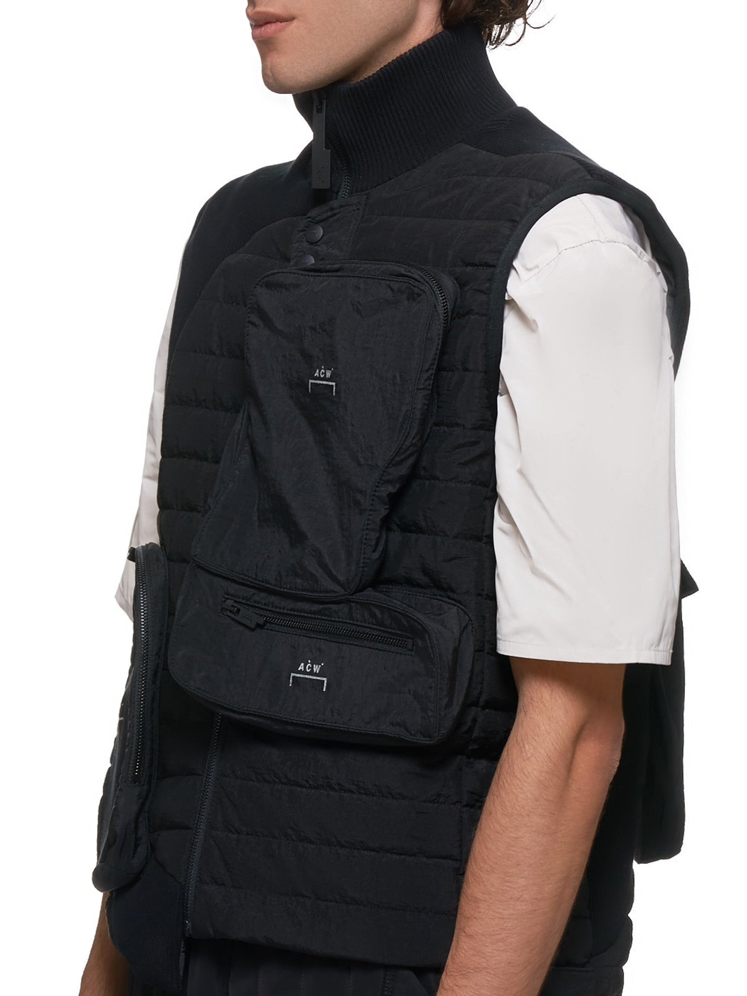 A Cold Wall* Vest - Hlorenzo Detail 1
