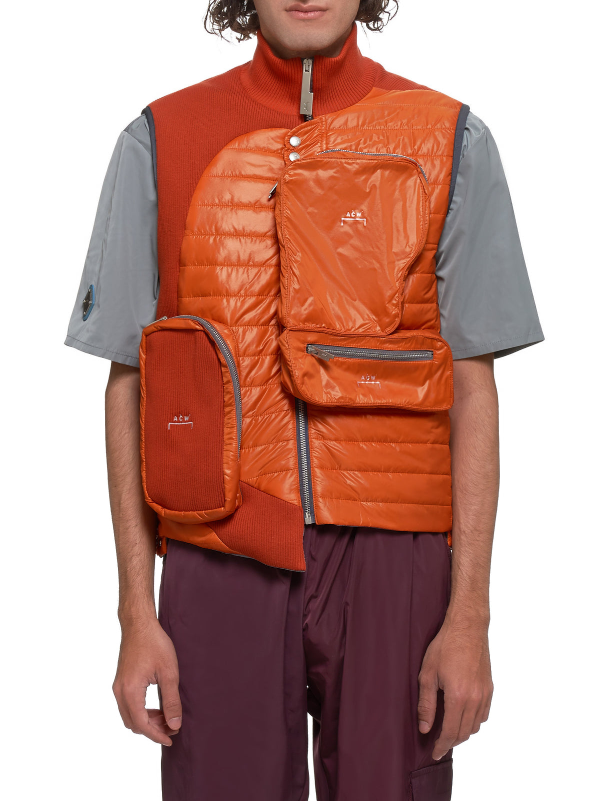 A Cold Wall Vest - Hlorenzo Front