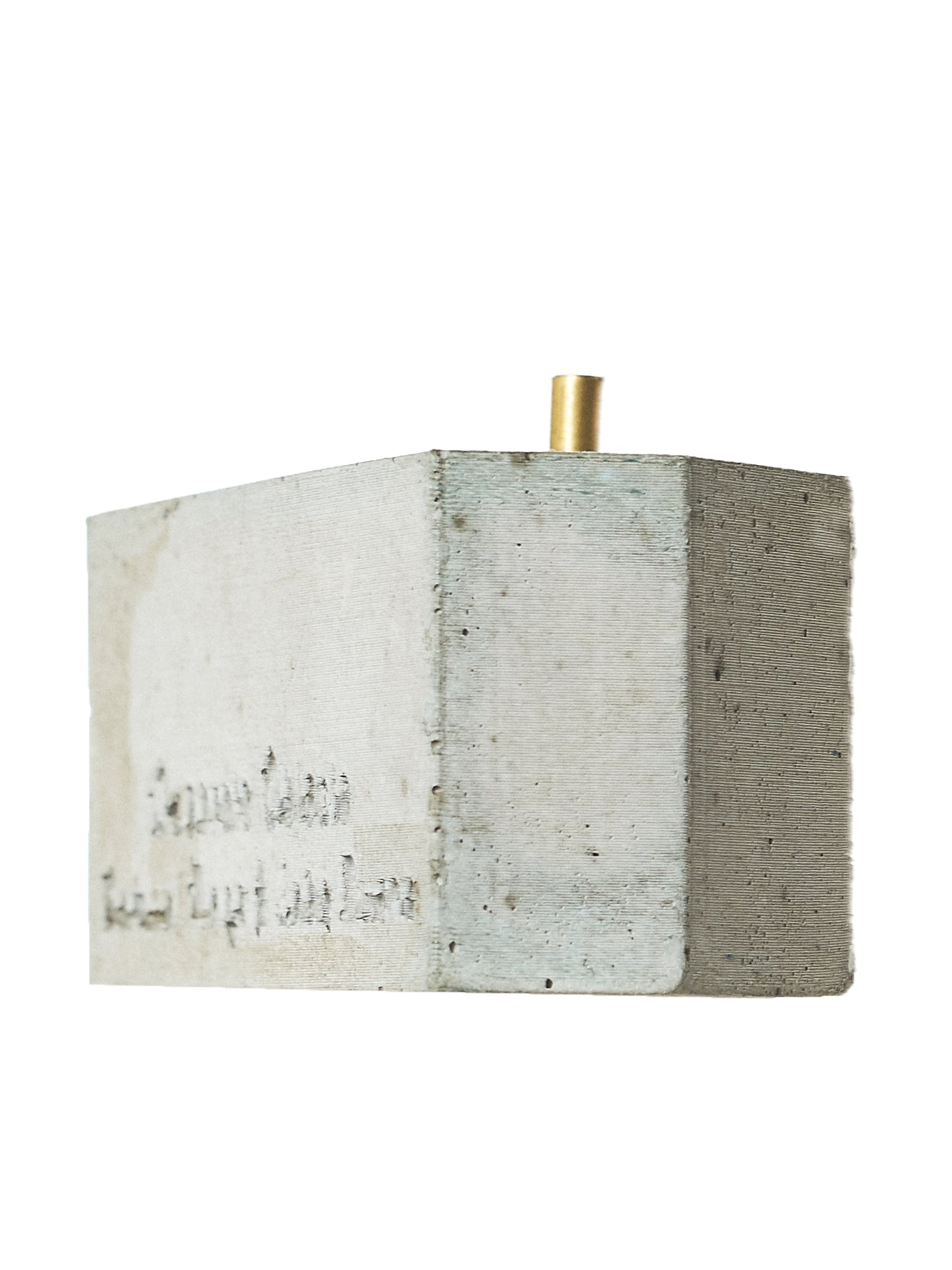 Concrete Objects Burner - Hlorenzo Side