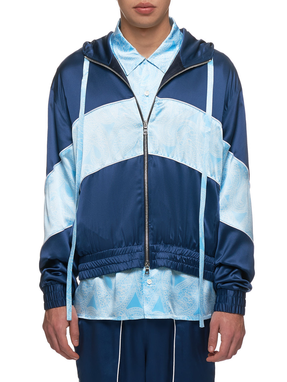 Courtside Jacket (COURTSIDE-JKT-BLUE-PAISLEY)